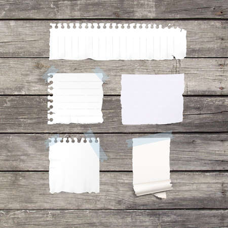 note papers Stock Photo - 16295248