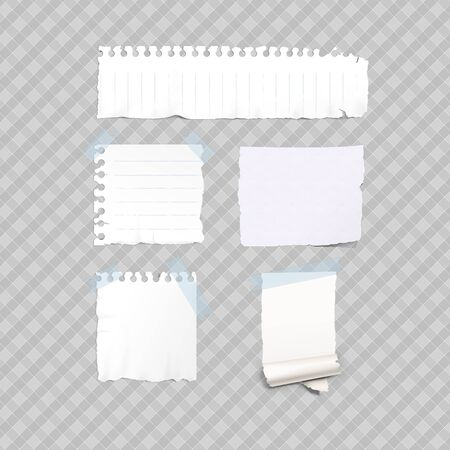 note papers Stock Photo - 16294591