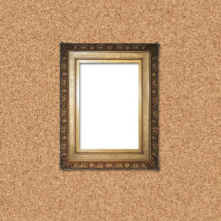 old frame Stock Photo