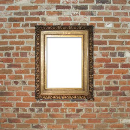 old frame Stock Photo - 16973950
