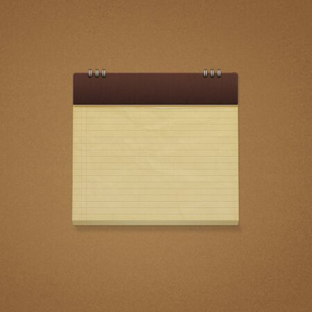 note papers Stock Photo