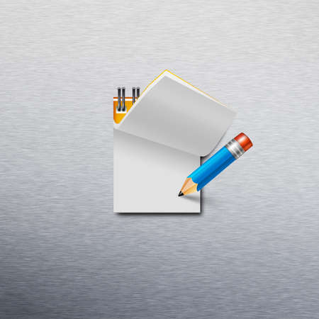 commentary: Paper note with pencil