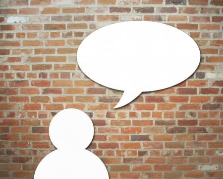 talkative: Dialog speech bubbles