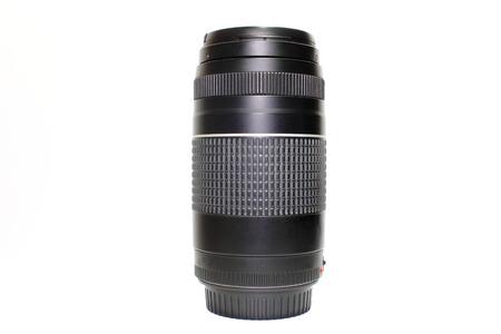 auto focus: Zoom lens Stock Photo