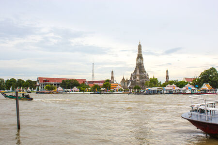 chaophraya river photo