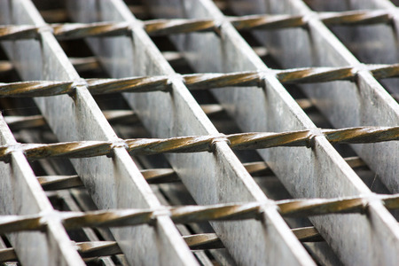 steal grating photo