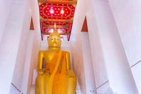 image of Buddha,Wat palalai in thailand