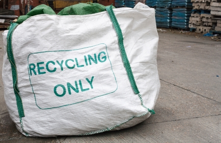 recycling only Stock Photo - 17243755