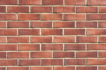 red brick wall texture Stock Photo - 17243756