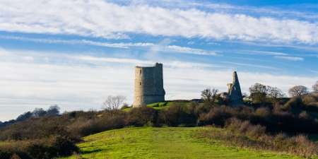castle ruins hadleigh uk