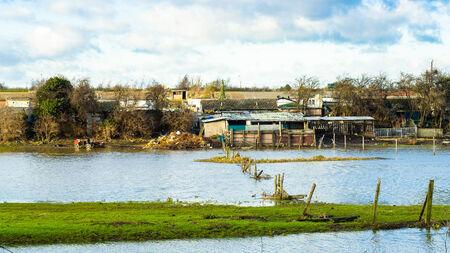 flooding on the mardyke