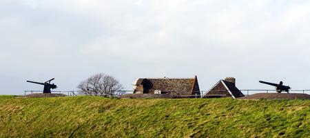 Tilbury Fort Essex Stock Photo