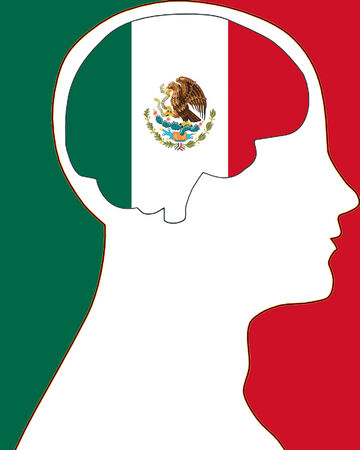 Mexico in my mind Stock Photo