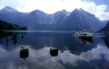 scenery of Norway Stock Photo
