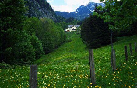 Village of Hallstatt, Austria