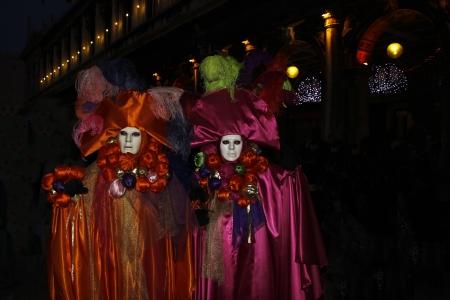 Venice, Venetian Carnival, original Venetian masks