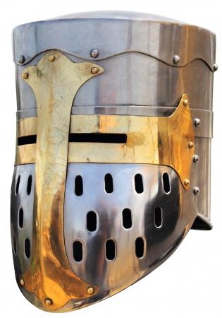 Cavaliere medievale Archivio Fotografico