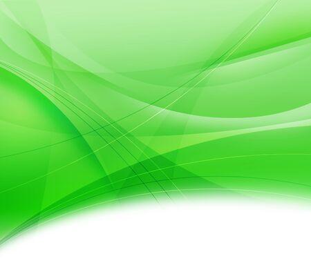 Astratto, sfondo verde Archivio Fotografico