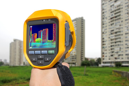 emission: Recording Heat Loss at the Residential Building With Infrared Thermal Camera