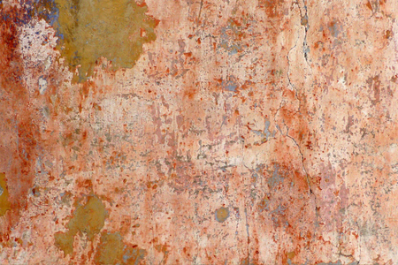colorful grunge: Old colorful wall as background grunge texture