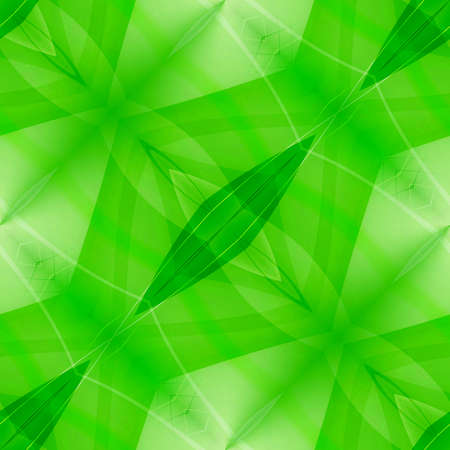 Green abstract seamless background Stockfoto