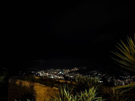 Beautiful view of Medellin Imagens
