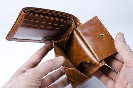 resourcefulness: wallet Stock Photo