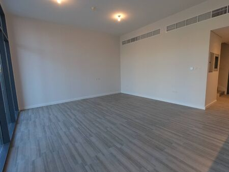 Interior View of room in an apartment. Stockfoto