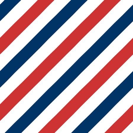 sfondo strisce: Barber Pole senza soluzione di modello - vettore barbiere trama