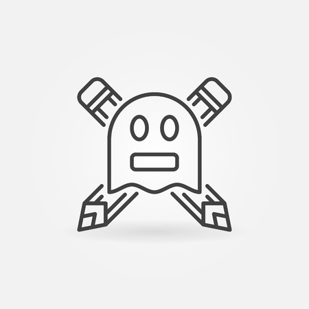 Ghostwriter concept icon