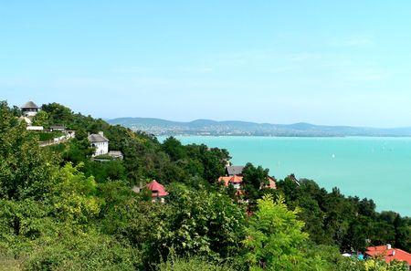 lake balaton - hungarian landscape