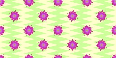 wrapping: Floral wrapping paper seamless pattern