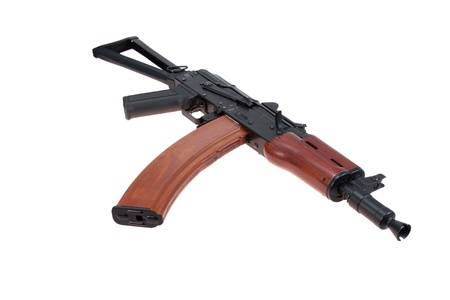 aks74u kalashnikov assault rifle photo