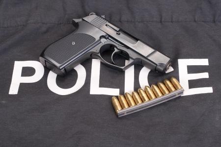 police concept Archivio Fotografico