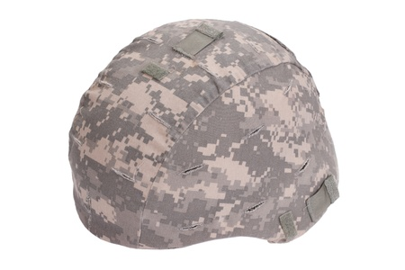 kevlar: us army kevlar helmet with camouflage cover