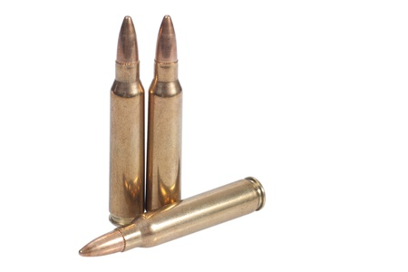 caliber: 223 caliber rifle ammunition