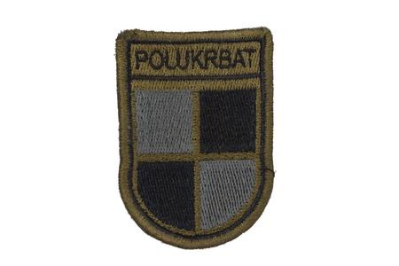 batallon: Emblema del batall�n de Polonia y Ucrania