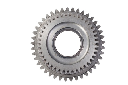 cog wheels  isolated on white background