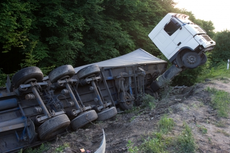 consequence: truck crash
