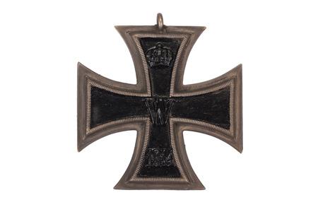 WW1 german medal Iron Cross photo