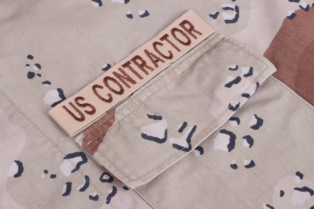 us contractor uniform