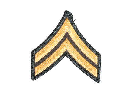corporal: us army corporal rank patch