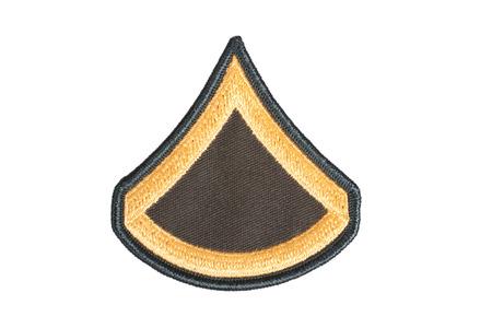 sergeant: us army sergeant rank patch