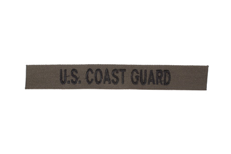 us coast guard uniform badge