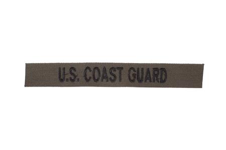 us coast guard uniform badge