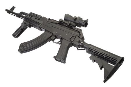 airborn: Modern  Kalashnikov AK47 with accessories