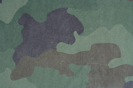Fond de texture de tissu de camouflage des bois Banque d'images - 106319637