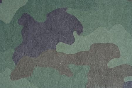 woodland camouflage fabric texture background Фото со стока