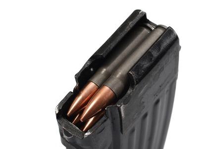 magazin: AK 47 gun magazin (short) with ammo