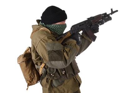44552176-insurgente-llevando-shemagh-con
